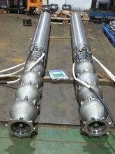 QJH不锈钢潜水电泵_效率高_耐腐蚀_配套设备图片