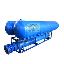 潜水轴流泵-混流泵-雪橇式潜水泵_流量大_工矿船舶-厂家直销图片