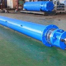 立式_單吸_小流量_工礦企業排水井用潛水泵圖片
