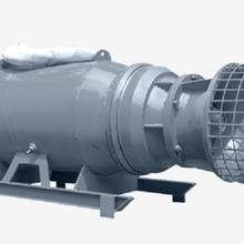 雪橇式潜水轴流泵_水上漂泊市政泵站建设用-厂家直销图片