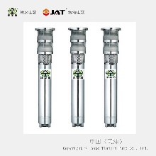 100QJ3-55/10不锈钢深井潜水泵图片