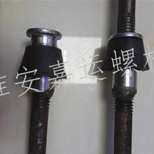 黄山止水螺杆质量可靠-扬东森游戏主管止水螺杆用螺纹钢还是圆钢加东森游戏主管-淮安嘉运图片