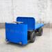 厂家直销电动四轮平板车小型平板电动车工厂车间电动拉货四轮车