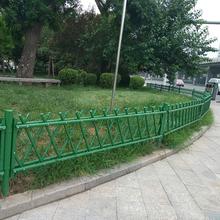 新農村建設不銹鋼仿竹護欄景區園林仿竹籬笆柵欄圖片