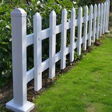 PVC護欄草坪護欄綠化帶圍欄戶外花園籬笆庭院學校幼兒園隔離柵欄圖片