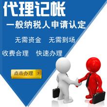广州公司注册提供地址代理记账纳税申报财税咨询图片