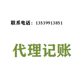 广州注册公司,专业代理记账,税务咨询,地址挂靠图片4