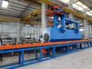 河北通过式抛丸机各种除锈设备抛丸机生产厂家