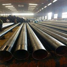 大口徑三油兩布環氧煤瀝青防腐鋼管