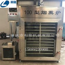 熱銷全自動煙熏爐商用大中小型熏烤爐不銹鋼煙熏烘干爐圖片
