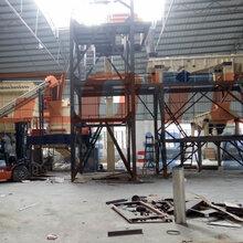 4目120目石英板材砂生产线