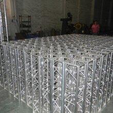 铝合金舞台桁架灯光龙门truss架婚庆活动钢铁雷亚架玻璃舞台架子