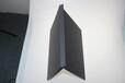 东莞天山供应黑色礼品袋黑卡纸250G双透黑卡纸
