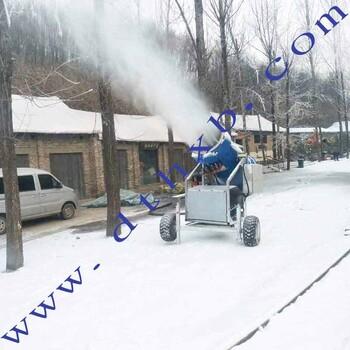 北方滑雪場高溫新型造雪機廠家