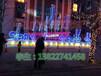 街景裝飾亮化雨傘造型廠家生產