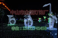 道路裝飾亮化月亮造型燈廠家生產
