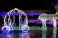 草原亮化摩天輪造型燈眾熠zy-8