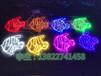 街道亮化企鵝造型燈可定制