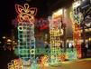 街道亮化寺廟裝飾可定制