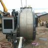 承裝一級資質180KN中型張力機電力一級資質張牽機