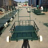 鐵軌物料運輸車軌道檢修車軌道運料車可加工
