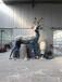 泰安大型玻璃鋼雕塑仿真綠植廠家
