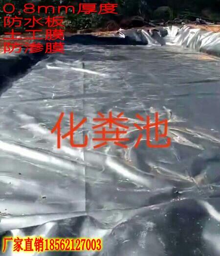 新型鱼塘专用土工膜批发合作共赢-山东土工布厂家