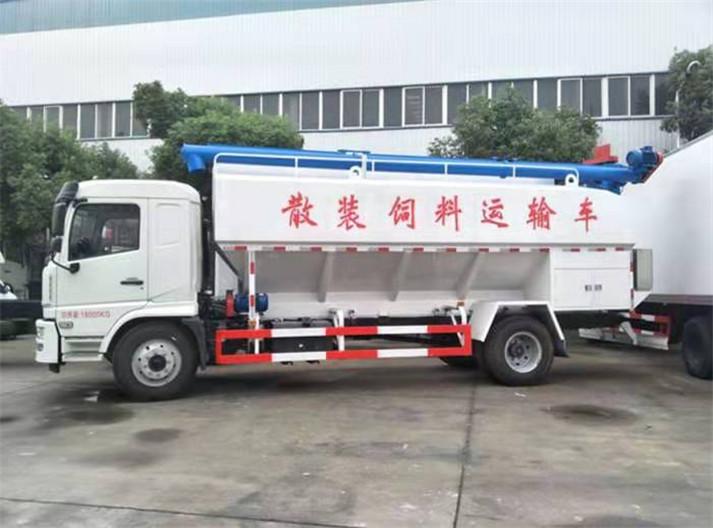 内蒙古饲料运输车价格 配置详情