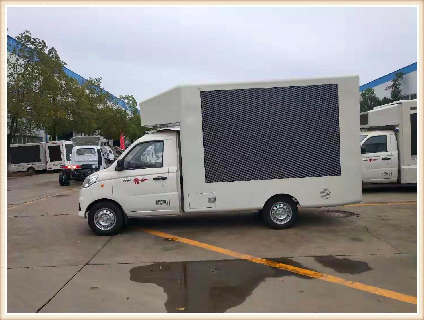 濟寧市LED宣傳車廠家款式