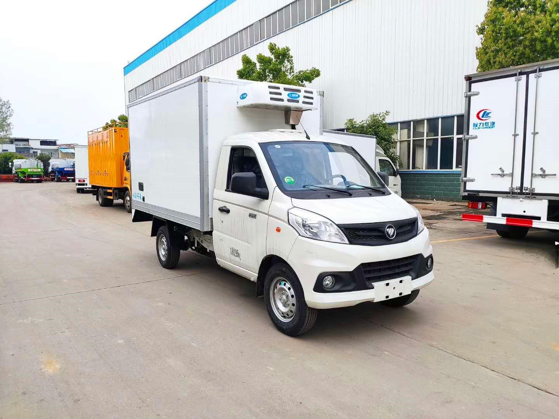 渭南冷藏車程力廠家