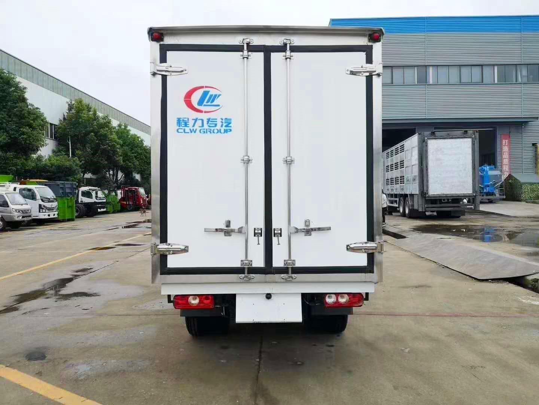 惠州冷藏車程力廠家