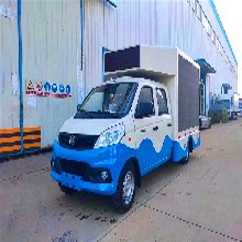 揭陽廣告車宣傳車價格程力廣告車宣傳車報價2020