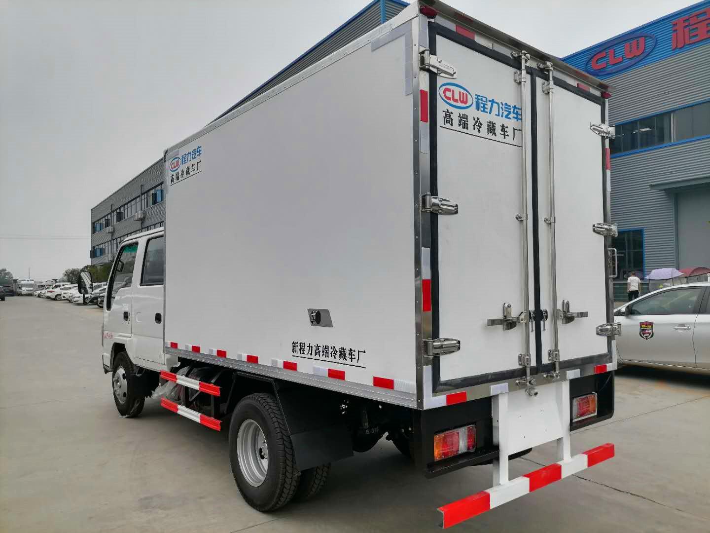 赤峰冷藏車廠家品質