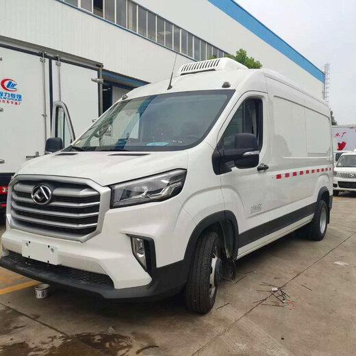 珠海冷藏車廠家品質