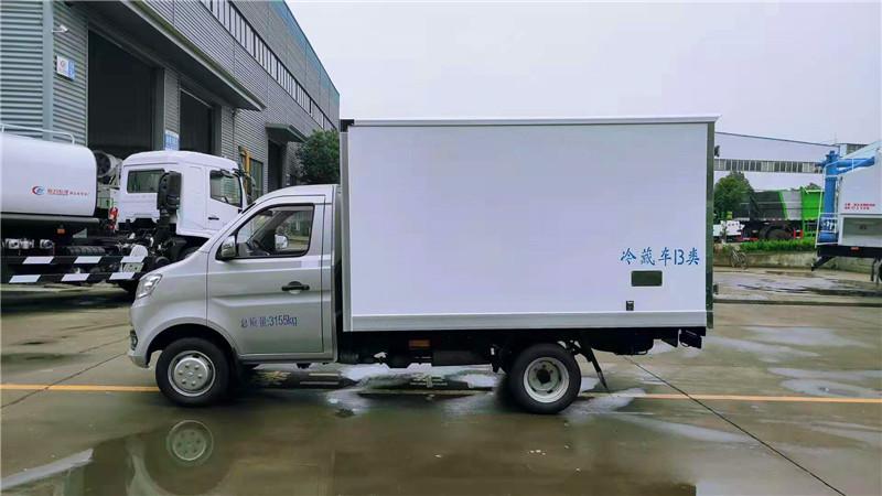 湖北省冷藏車疫苗運輸車價格多少錢