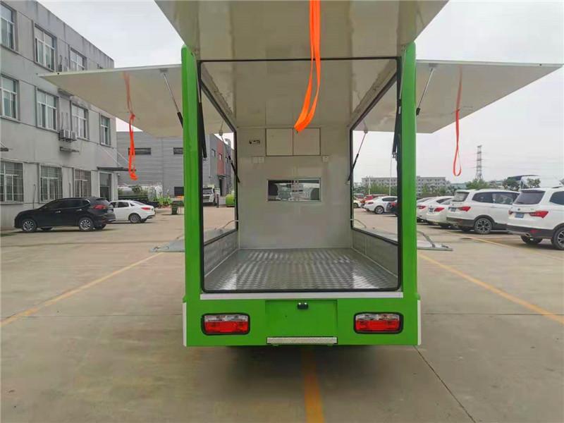 來賓售貨車,小吃車價格多少錢
