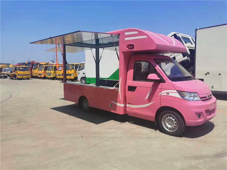 秦皇島售貨車,小吃車價格多少錢