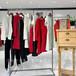 廣州品牌服飾生產廠家臣楓雪紡連衣裙尾貨清倉市場