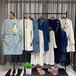 外貿女裝品牌服飾特價清倉素言秋裝風衣外套尾貨剪標