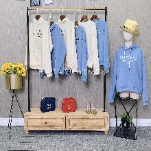 衣仁鸟特价品牌折扣女装尾货雪莱尔品牌服饰货源渠道