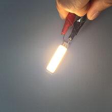 定制cob光源红光绿光蓝光白光手电筒工作灯cob笔灯