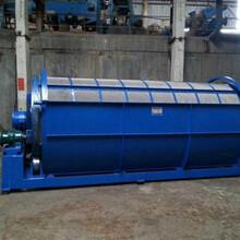 高效微濾機格柵回轉式轉鼓式格柵U型螺旋輸送機等污水處理設備圖片
