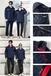 西安棉服定做-防寒服-沖鋒衣定制