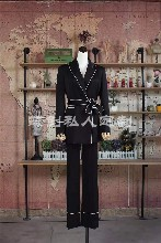 南京女式时装订制店南京女士大衣订制店南京蝶创私人订制