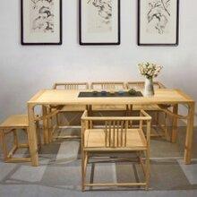 上海榆木会客桌,榆木茶几厂家直销图片