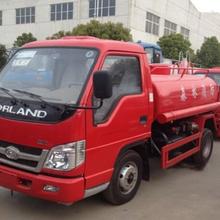 2方消防洒水车学校物业森林消防专用厂家直销福田时代小型消防车图片