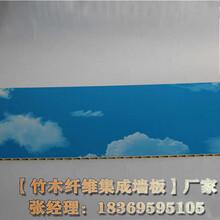 南通竹木纤维集成墙板4S店图片