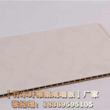 湖州竹木纖維集成墻面價格300圖片