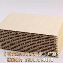岳阳竹木纤维集成墙板厂家博物馆图片