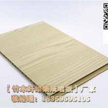 苏州竹木纤维集成墙板厂家人工费多少钱一平方米图片